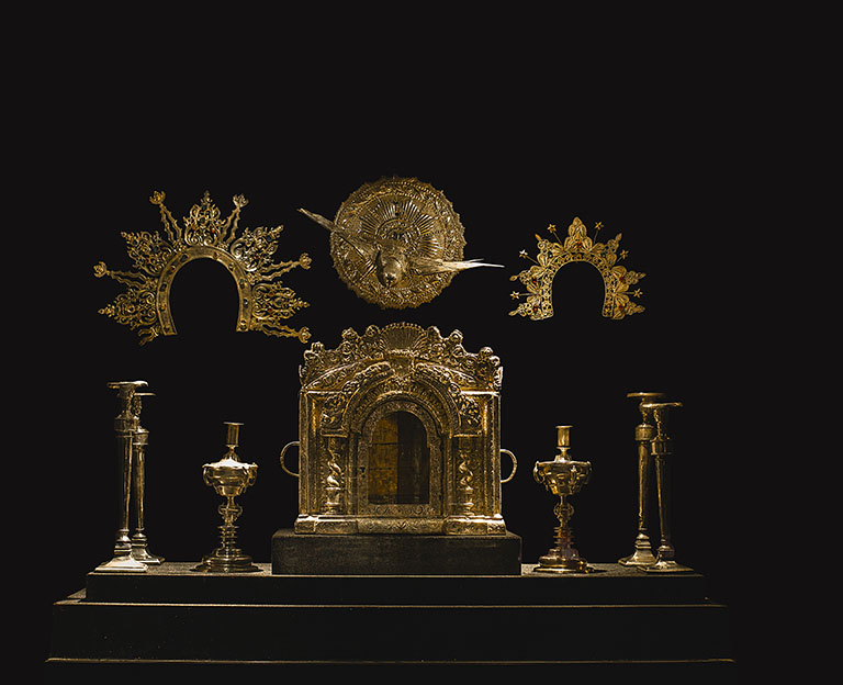 El Sagrario (The Tabernacle)